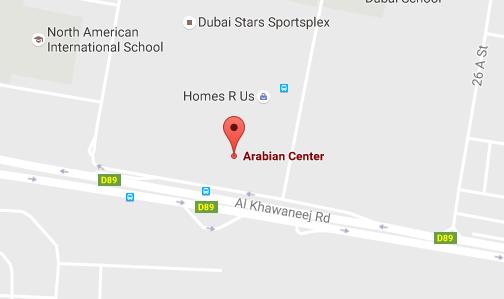 Dubai - Arabian Center - Wasel Vehicle Testing