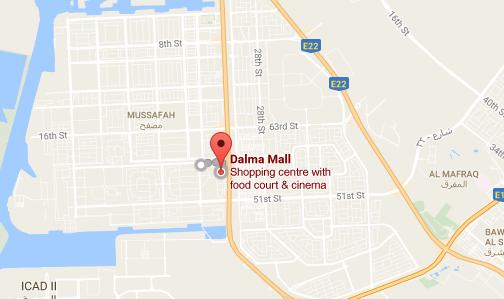 Abu Dhabi - Dalma Mall, Musaffah