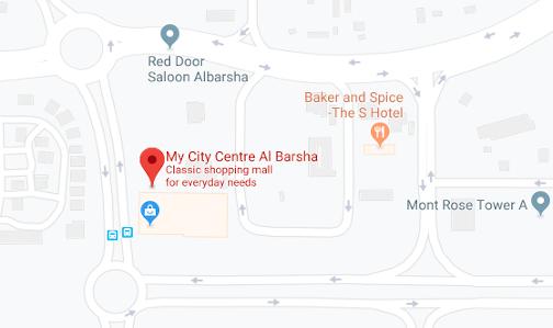 Dubai - My City Centre Al Barsha