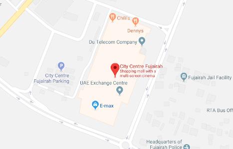 Fujairah - City Centre