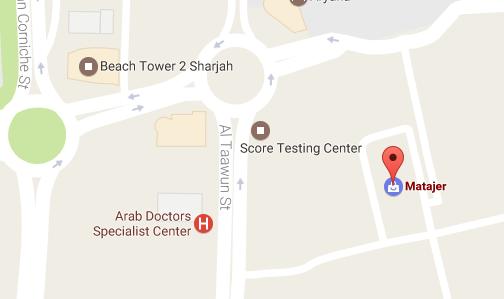 Sharjah - Matajer - Al Khan