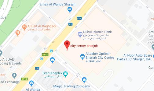 Sharjah - City Centre
