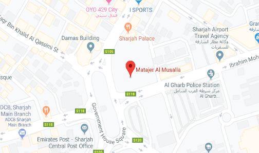 Sharjah - Matajer Al Musalla