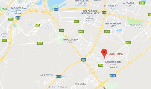 Dubai - Souq Extra - Silicon Oasis