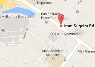 Dubai - Umm Suqeim Street